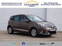 USED 2015 15 RENAULT SCENIC 1.5 DYNAMIQUE TOMTOM DCI EDC 5d AUTO 110 BHP One Owner Dealer History NAV Buy Now, Pay Later Finance!