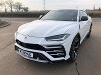 2018 LAMBORGHINI URUS 4.0 V8 5d AUTO 641 BHP £205000.00