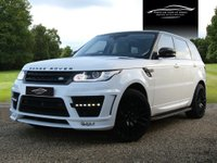USED 2014 G LAND ROVER RANGE ROVER SPORT 3.0 SDV6 HSE 5d AUTO 288 BHP