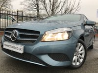 2014 MERCEDES-BENZ A CLASS 1.5 A180 CDI BLUEEFFICIENCY SE 5d 109BHP £10790.00
