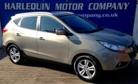 2010 HYUNDAI IX35 1.7 PREMIUM CRDI 5d 114 BHP £6999.00