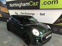 2014 MINI HATCH COOPER 1.5 COOPER (Chili, media XL) (S/S) 3d AUTO 134 BHP £10495.00