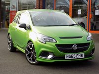 USED 2016 65 VAUXHALL CORSA 1.6T VXR 3dr 202 BHP *Upgrade Alloys + Carbon Pack*