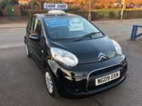 USED 2009 09 CITROEN C1 1.0 VTR 3d 68 BHP Buy with confidence from a garage that has been established  for more than 25 years.