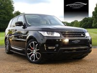 USED 2015 S LAND ROVER RANGE ROVER SPORT 3.0 SDV6 HSE 5d AUTO 306 BHP