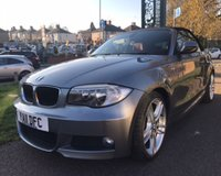 USED 2011 11 BMW 1 SERIES 2.0 120I M SPORT 2d AUTO 168 BHP PLEASE NOTE::::THIS IS THE MANGERS WIFES CAR AND NOT SB CARS::::