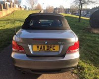 USED 2011 11 BMW 1 SERIES 2.0 120I M SPORT 2d AUTO 168 BHP HEATED FRONT SEATS, AND LEATHER STEERING WHEEL: