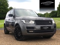 USED 2014 14 LAND ROVER RANGE ROVER 3.0 TDV6 AUTOBIOGRAPHY 5d AUTO 258 BHP
