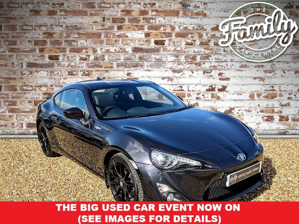 gt86 2013 used