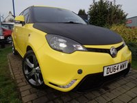 USED 2014 64 MG 3 1.5 3 STYLE VTI-TECH 5d 106 BHP **1 Owner Low Mileage Full Service History 12 Months Mot**