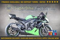 USED 2010 10 KAWASAKI ZX-6R RAF  GOOD & BAD CREDIT ACCEPTED, OVER 600+ BIKES IN STOCK