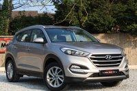 USED 2015 65 HYUNDAI TUCSON 1.7 CRDI SE NAV BLUE DRIVE 5d 114 BHP
