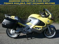 USED 1997 BMW K1100 LT 1.2 K 1200 RS 1d  Superb For Year, Long Mot, Great Spec, Panniers, Heated Grips,Panniers