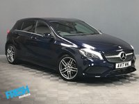 USED 2017 17 MERCEDES-BENZ A-CLASS 1.5 A 180 D AMG LINE PREMIUM  * 0% Deposit Finance Available