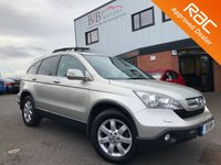 USED 2007 HONDA CR-V 2.0 I-VTEC ES 5d AUTO 148 BHP ALLOY WHEELS | ELECTRIC WINDOWS | ELECTRIC FOLDING MIRRORS | CLIMATE CONTROL | PARKING SENSORS