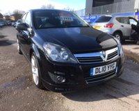2010 VAUXHALL ASTRA 1.8 SRI XP 5d 138 BHP £3499.00