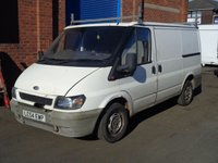 2004 FORD TRANSIT 2.0 260S 1d 85 BHP SPEARS OR REPAIRS £595.00