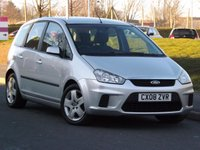 2008 FORD C-MAX 1.6 STYLE 5d 100 BHP £1995.00