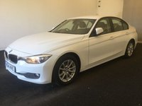 2014 BMW 3 SERIES 2.0 320D EFFICIENTDYNAMICS BUSINESS 4d AUTO 161 BHP £11500.00