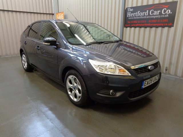 2009 09 FORD FOCUS 1.6 STYLE 5d AUTO 100 BHP