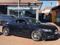 2013 AUDI TT Coupe 2.170TDi Black Edition Quattro 17170 £12995.00