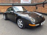 1995 PORSCHE 911 993 Carrera 2 Tiptronic  £48990.00