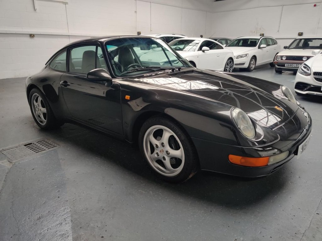 USED 1995 PORSCHE 911 993 Carrera 2 Tiptronic
