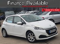 USED 2016 16 PEUGEOT 208 1.0 ACTIVE 5d 68 BHP ONLY 1 KEEPER FROM NEW
