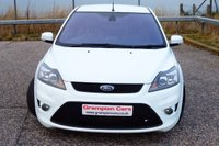 USED 2010 10 FORD FOCUS 2.5 ST-3 3d 223 BHP