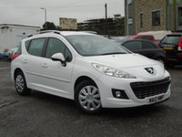 2012 PEUGEOT 207 1.6 HDI SW ACTIVE 5d 92 BHP £SOLD