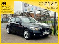 2013 BMW 1 SERIES 2.0 118D SE 5d 141 BHP £8495.00