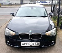 USED 2013 13 BMW 1 SERIES 2.0 118D SE 5d 141 BHP 0% Deposit Plans Available even if you Have Poor/Bad Credit or Low Credit Score, APPLY NOW!