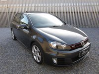 2010 VOLKSWAGEN GOLF 2.0 GTI 5d 210 BHP £SOLD