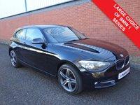 USED 2013 13 BMW 1 SERIES 1.6 114D SPORT 3d 94 BHP