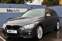 2013 BMW 3 SERIES 2.0 320D XDRIVE M SPORT TOURING 5d AUTO 181 BHP £17260.00