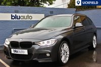 USED 2013 N BMW 3 SERIES 2.0 320D XDRIVE M SPORT TOURING 5d AUTO 181 BHP Immaculate M-Sport Touring with Professional Media, Satellite Navigation, Panoramic Sun-Roof, Front & Rear Parking Sensors & Full Leather with Heated Seats...