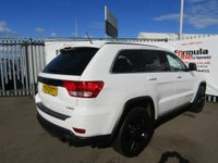 USED 2013 13 JEEP GRAND CHEROKEE 3.0 CRD V6 Limited 4x4 5dr FULL MOT+SERVICE HISTORY+VALUE