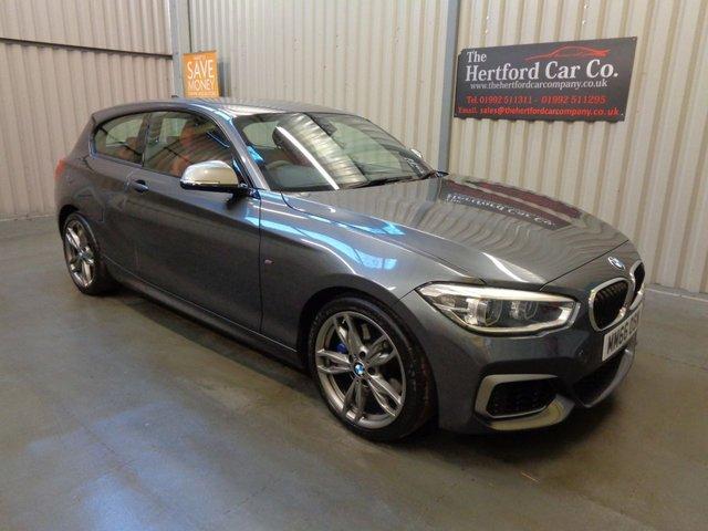 2016 66 BMW 1 SERIES 3.0 M140I 3d AUTO 335 BHP