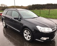 USED 2009 59 CITROEN C5 2.0 VTR PLUS HDI NAV 5dr ESTATE AUTO 138 BHP 6 MONTHS PARTS+ LABOUR WARRANTY+AA COVER
