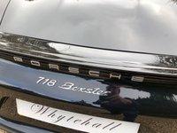 USED 2016 16 PORSCHE 718 BOXSTER 2.0 BOXSTER PDK 2d AUTO 295 BHP