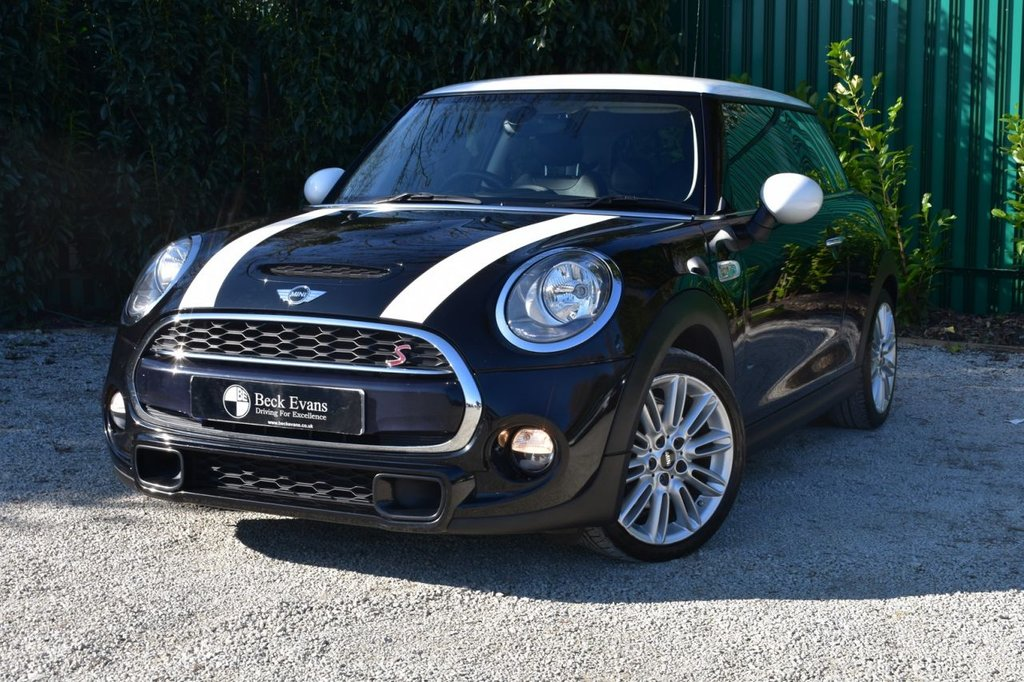 2015 Mini Hatch Cooper Cooper S 12995