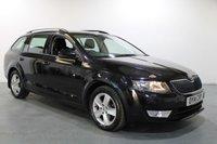 USED 2014 14 SKODA OCTAVIA 1.6 SE TDI CR DSG 5d AUTO 104 BHP