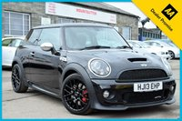 USED 2013 11 MINI HATCH JOHN COOPER WORKS 1.6 JOHN COOPER WORKS 3d AUTO 208 BHP