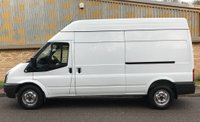 2013 FORD TRANSIT 2.2 RWD 350 LWB HIGH ROOF 125 BHP 6 SPEED £5995.00