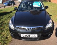 USED 2009 59 HYUNDAI I30 1.4 COMFORT 5d 108 BHP GREAT BUILD QUALITY :