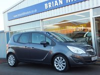 USED 2012 62 VAUXHALL MERIVA 1.4 SE 5dr (100) ....FULL SERVICE HISTORY. BEAUTIFUL CONDITION.