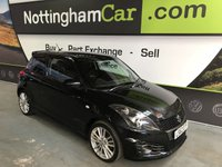 2012 SUZUKI SWIFT 1.6 SPORT 3d 134 BHP £6195.00