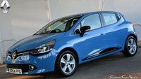 USED 2014 64 RENAULT CLIO 1.1 DYNAMIQUE MEDIA-NAV 5 DOOR 75 BHP Finance? No deposit required and decision in minutes.