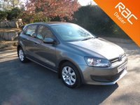 USED 2009 59 VOLKSWAGEN POLO 1.2 SE 5d 60 BHP Alloy Wheels, Aux Input, Air Con