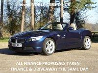 2012 BMW Z4 2.0 Z4 SDRIVE20I ROADSTER 2d AUTO 181 BHP £13495.00